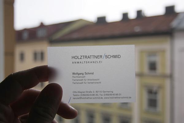 Holztrattner / Schmid