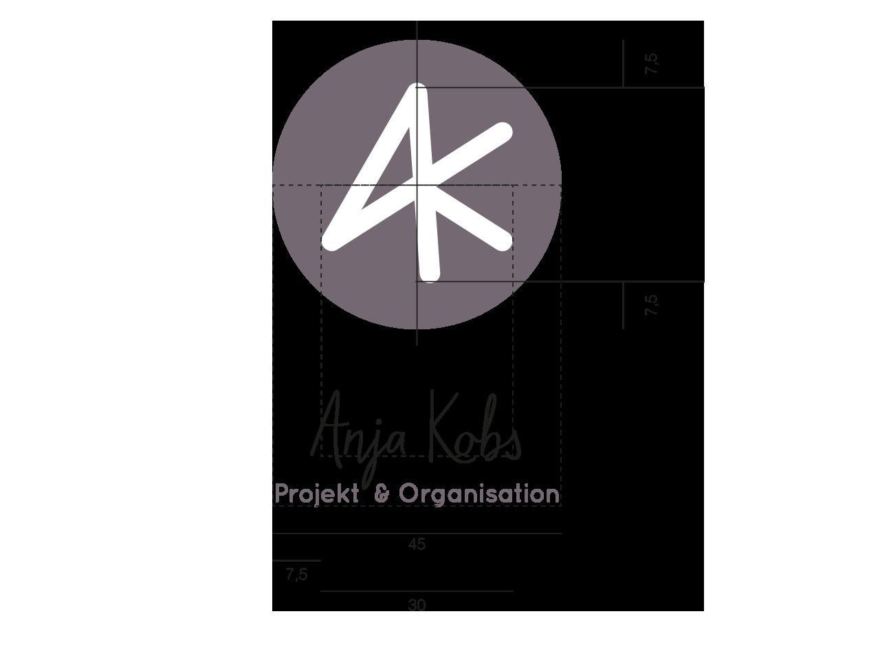 Logoentwicklung - Anja Kobs