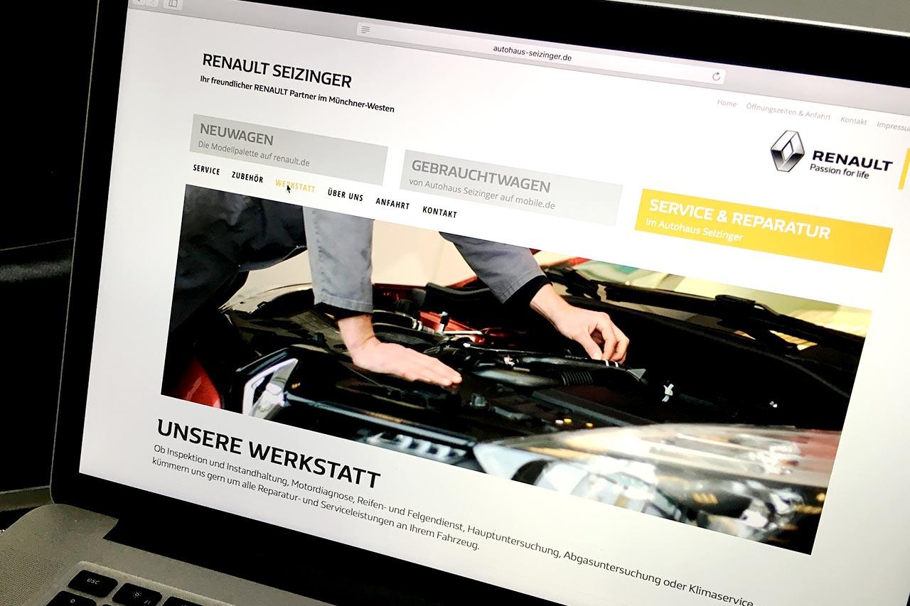Webdesign für Handwerksbetriebe